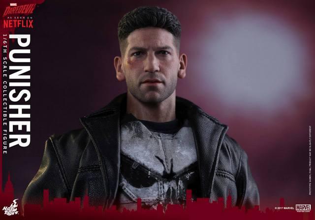 Hot Toys Netflix The Punisher figure -main pic