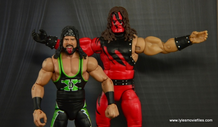 March Bashness 2017 -Kane and X-Pac