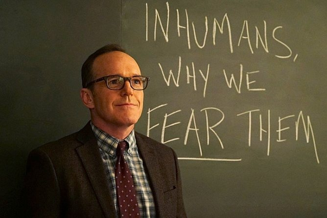 Agents of SHIELD What If - Phil Coulson