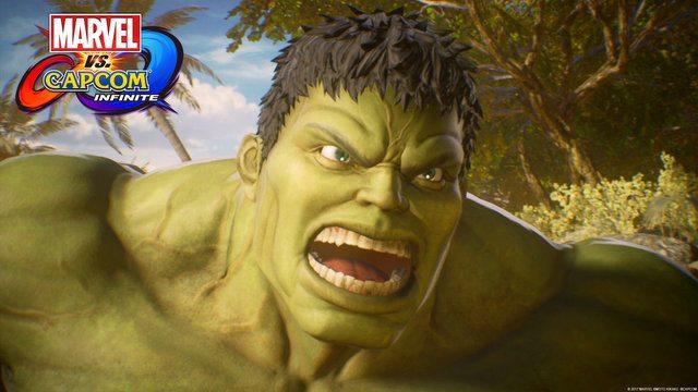 Marvel vs. Capcom: Infinite - Hulk