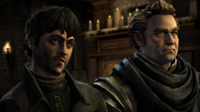 Game of Thrones A Telltale Game Series - Ramsay Snow and Lord Whitehill