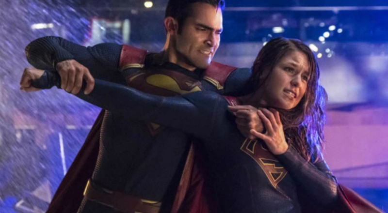 Supergirl Nevertheless She Persisted - Supergirl, Superman and Alex