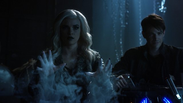 The Flash Finish Line - Killer Frost and Savitar