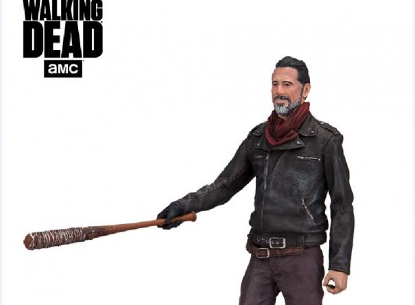 The Walking Dead Negan action figure McFarlane Toys