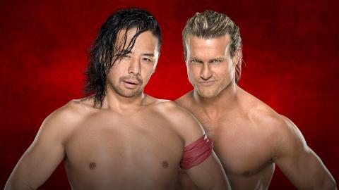 WWE Backlash 2017 - Nakamura vs Ziggler