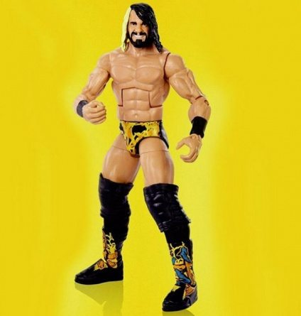 WWE NXT reveal NXT Seth Rollins