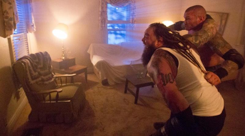 WWE Payback 2017 - Bray Wyatt vs Randy Orton