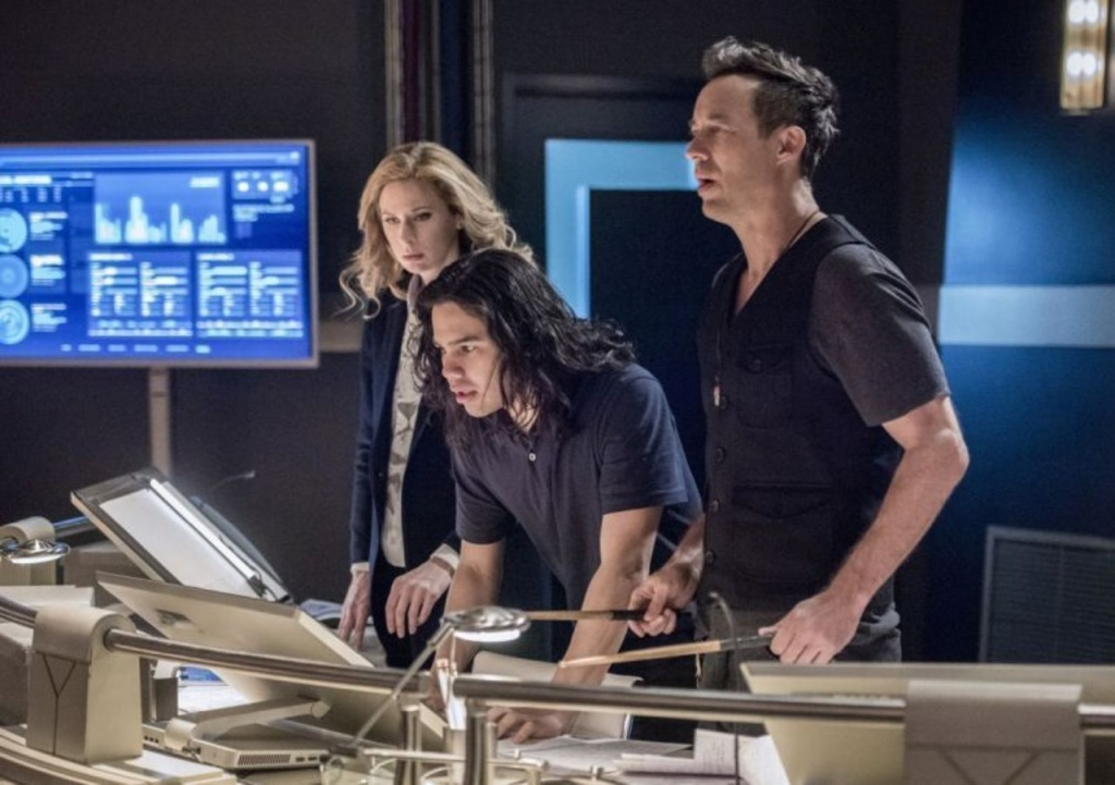 the-flash-infantino-street-tracy, cisco and hr