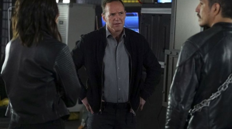 Agents of SHIELD World's End - Daisy, Coulson and Robbie Reyes