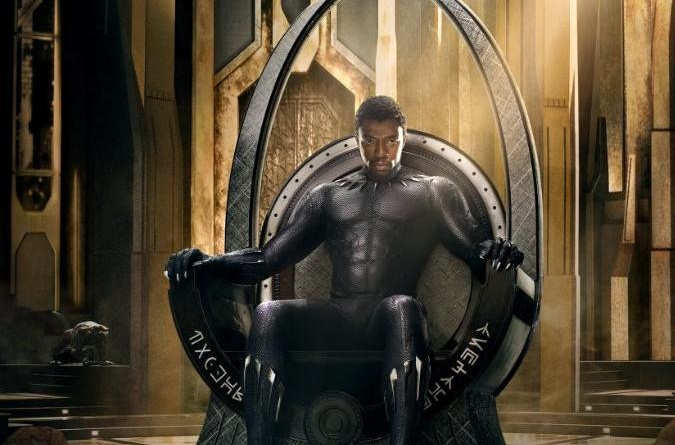 Black Panther trailer poster - Copy