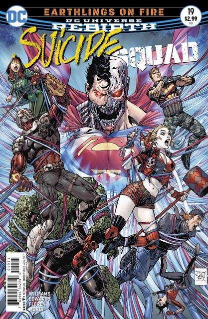 Suicide Squad #19 cover