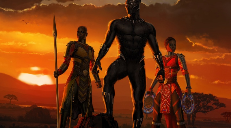 Black Panther D23 poster