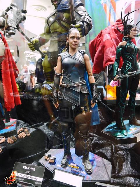 sdcc 2017  new hot toys reveals include return of the jedi