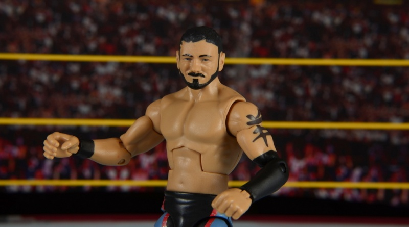 WWE NXT TakeOver Austin Aries figure review -main pic