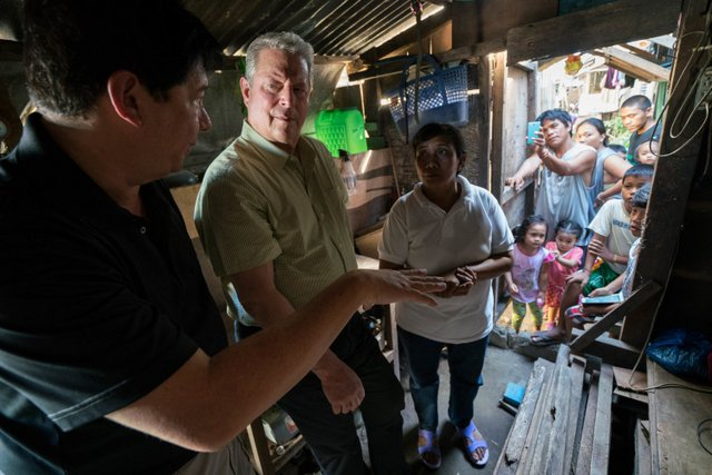 An Inconvenient Sequel: Truth To Power Al Gore traveling