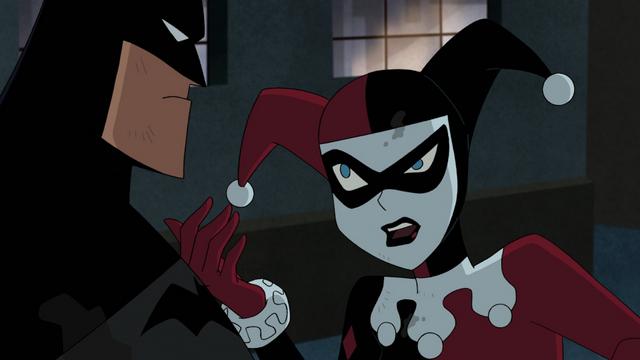 Batman and Harley Quinn review -Batman and Harley