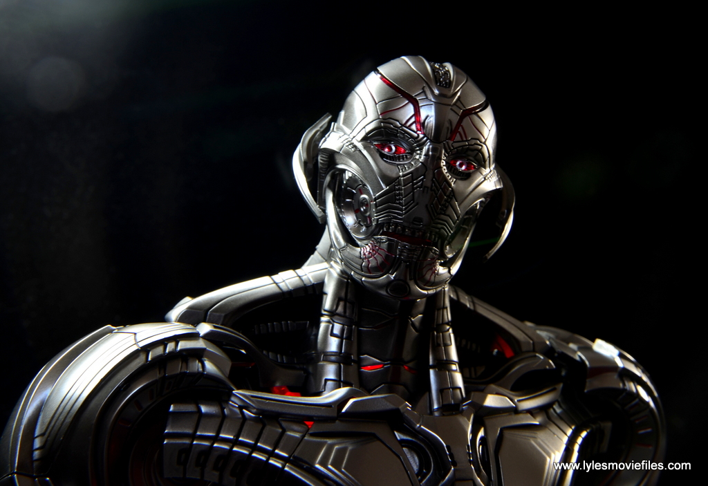 Hot Toys Ultron Prime Figure Review From Avengers Age Of