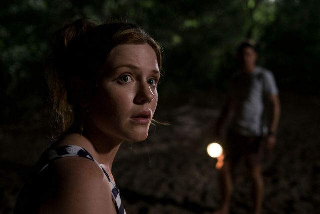 Killing Ground review - Harriet Dyer and Ian Meadows