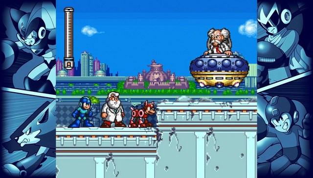 Mega Man Legacy Collection Mega Man 7