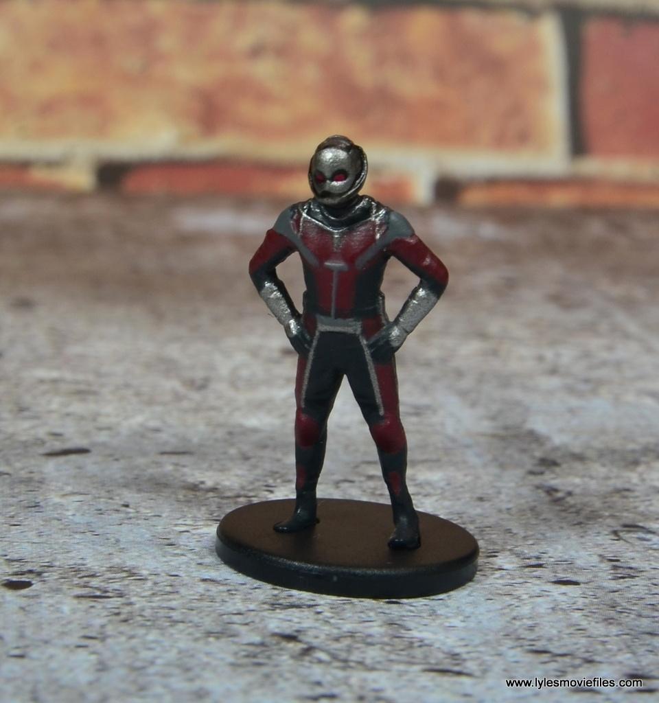 hot toys captain america civil war ant-man figure review -mini Ant-Man