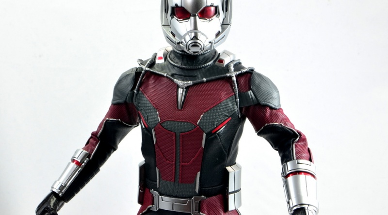 hot toys captain america civil war ant-man figure review -wide detail