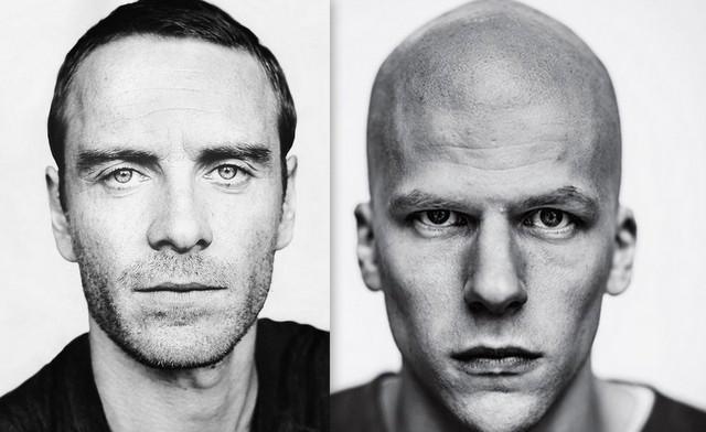 Lex Luthor - Michael Fassbender for Jesse Eisenberg
