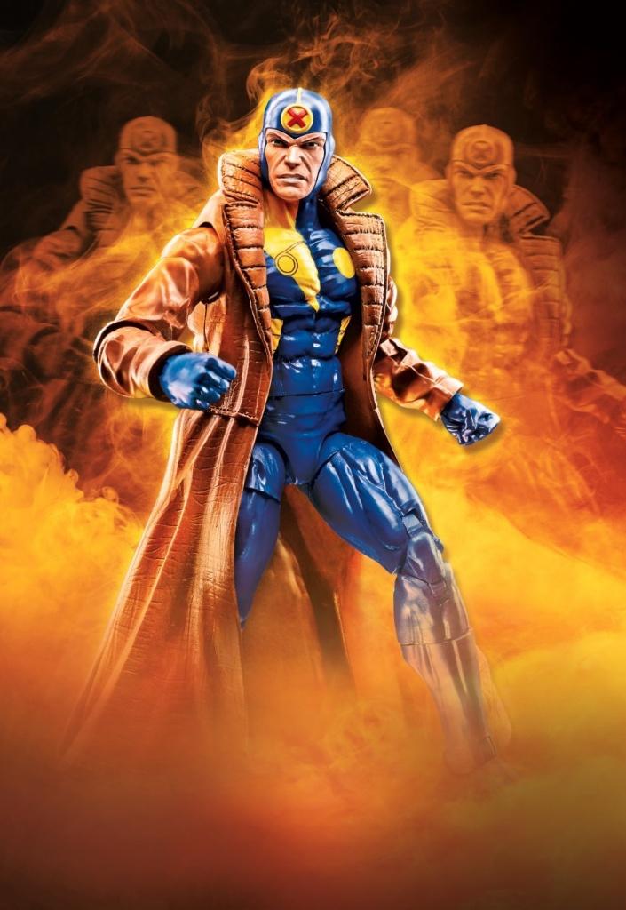 Marvel Legends BAF Apocalypse Multiple Man
