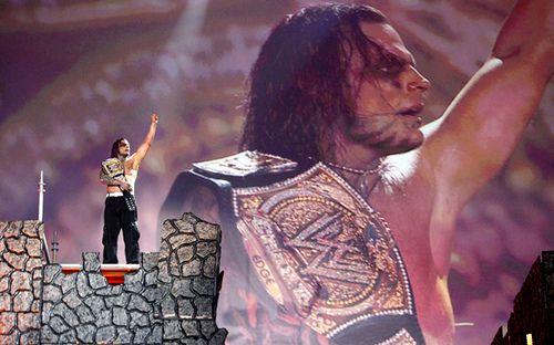 WWE Entrance Great Jeff Hardy