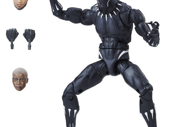BLP Legends 6 Inch - Black Panther