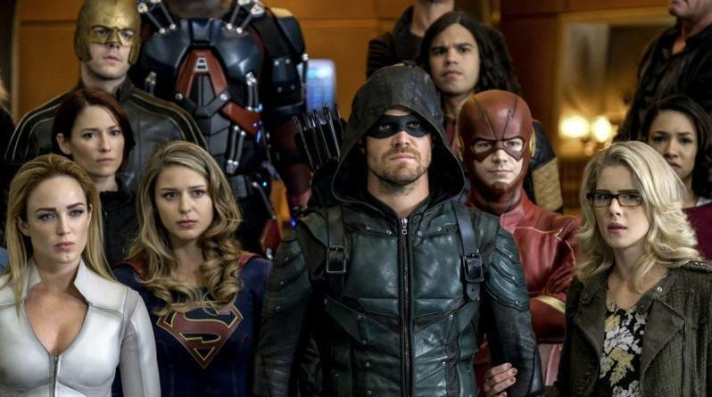 Legends of TomorrowCrisis on Earth-X Part 4 review -Heroes