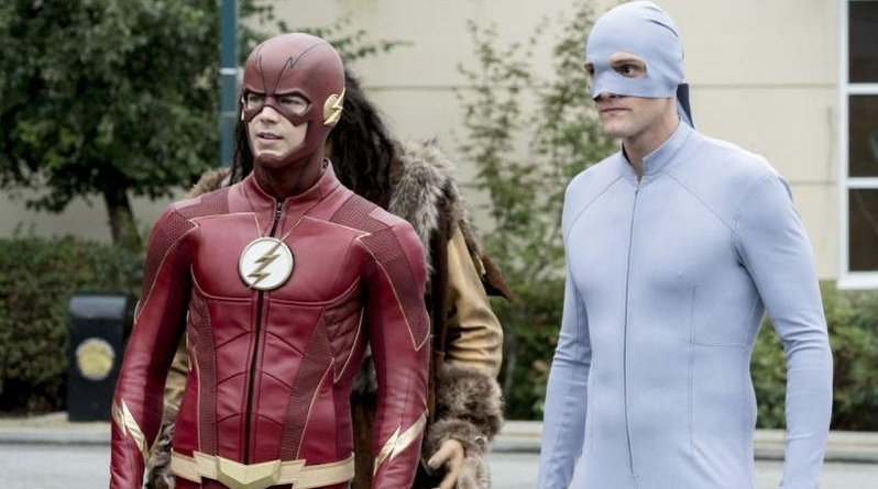 The Flash: When Harry Met Harry review - Flash and Elongated Man