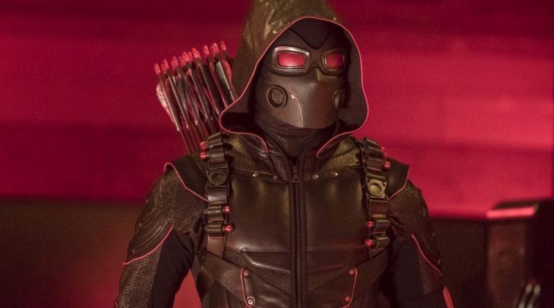 Arrow Crisis on Earth-X Part 2 review -Dark Arrow