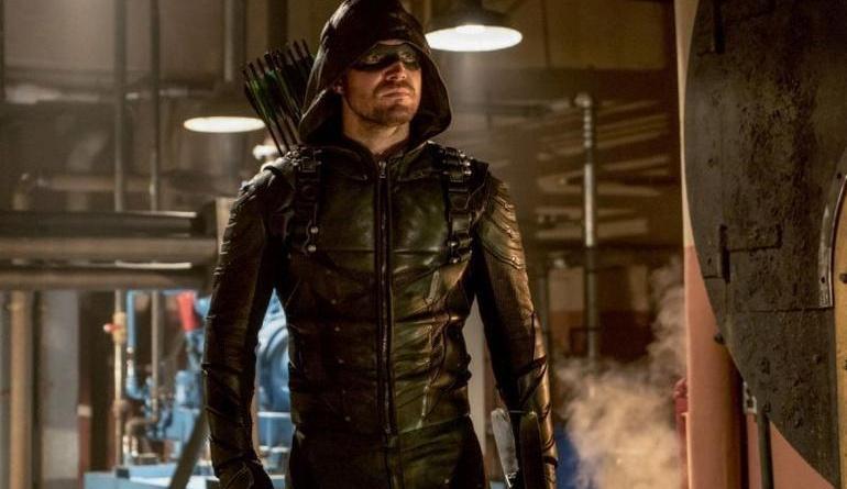 Arrow Thanksgiving review -Green Arrow