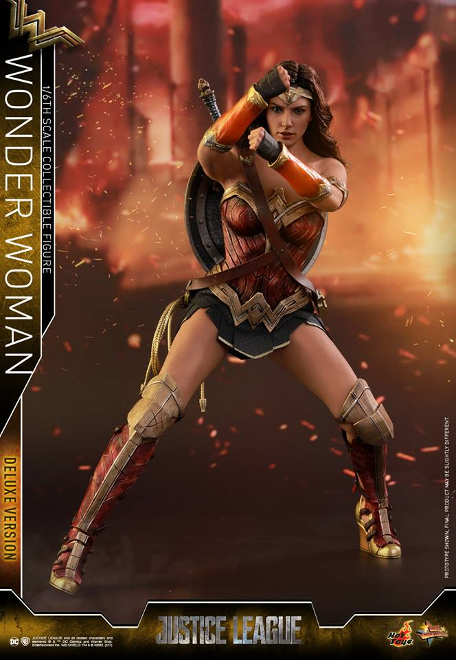 Hot Toys Justice League Wonder Woman Figure Up For Pre-Order-6016