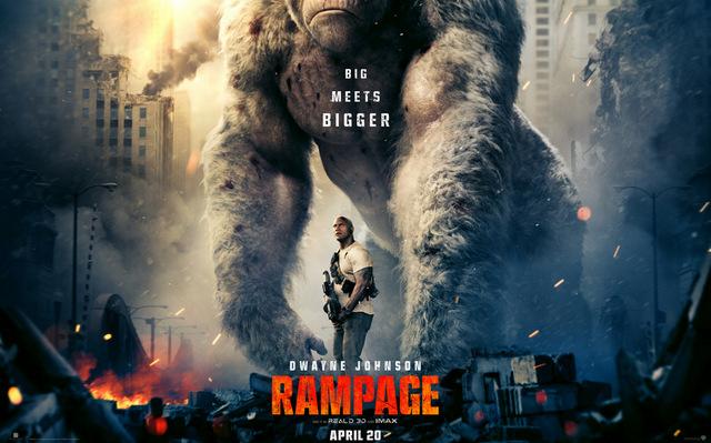 Rampage trailer