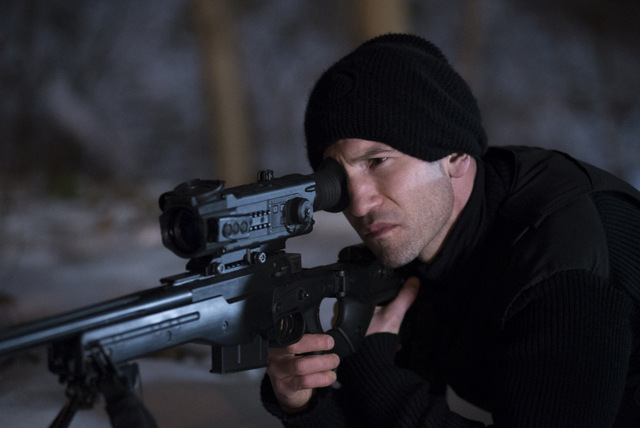 The Punisher Crosshairs review - Jon Bernthal as The Punisher
