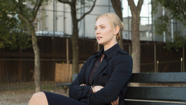 The Punisher Virtue of the Vicious review - Karen Page