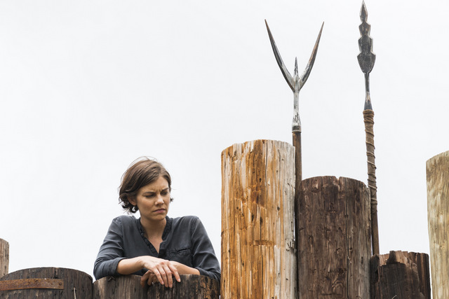 The Walking Dead - The King, The Widow, and Rick review - Maggie