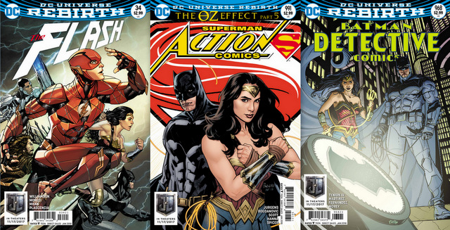 DC Comics reviews for 11/8/17