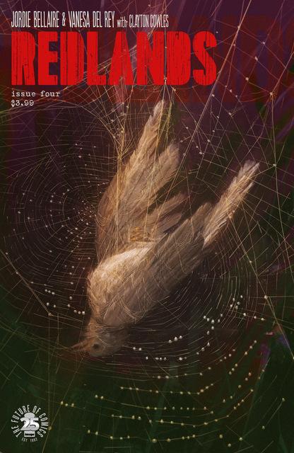 redlands #4 cover