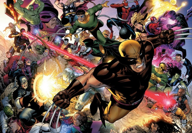 Marvel Secret Wars possible with Disney Fox buyout