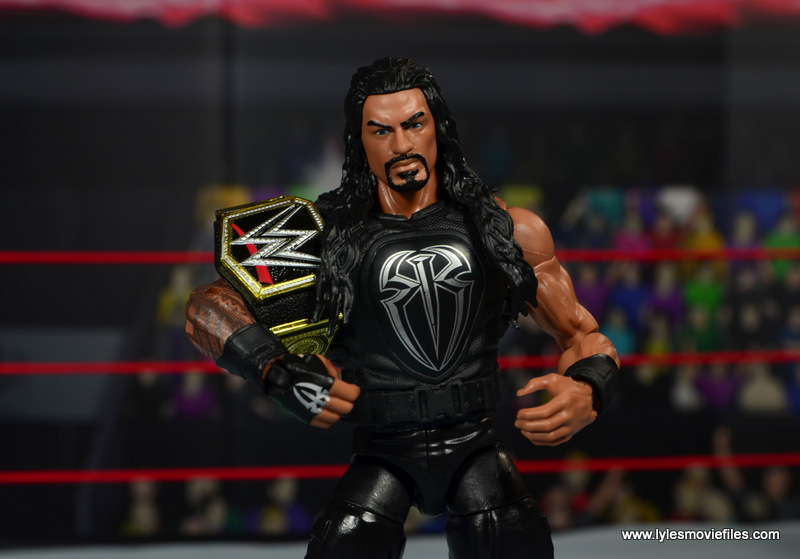 Wwe Elite Series 45 Roman Reigns Figure Review