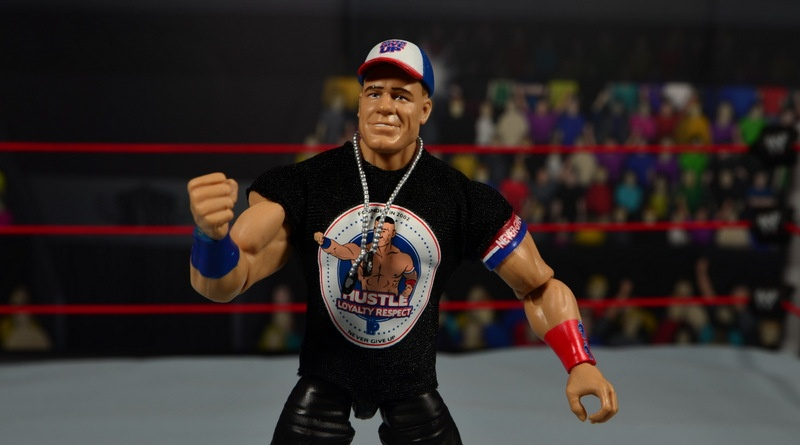 WWE Elite 50 John Cena figure review -main pic