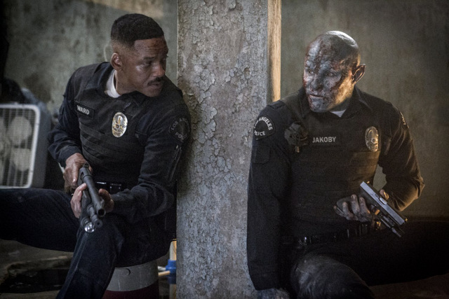 bright movie review - ward and jakoby