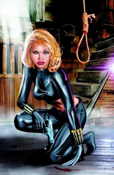 Black widow yelena