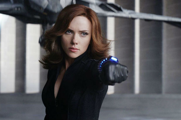 Black Widow Civil War