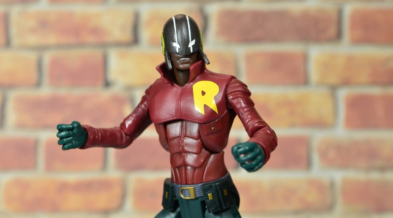 dc multiverse duke thomas figure review - main pic