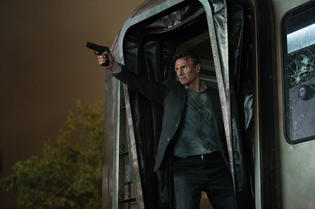 the commuter review -liam neeson as michael