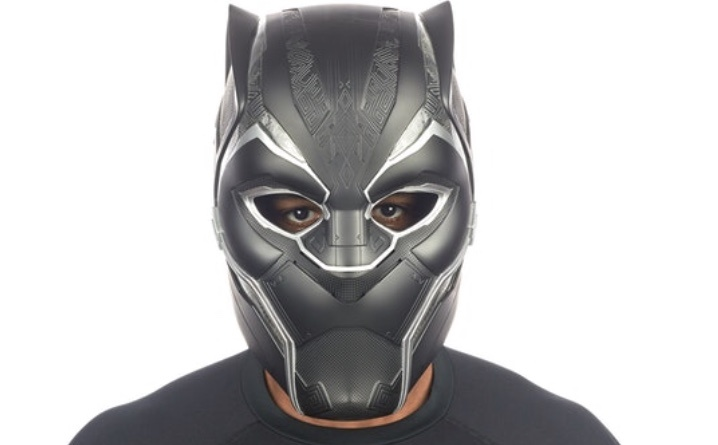 Marvel Legends Black Panther helmet