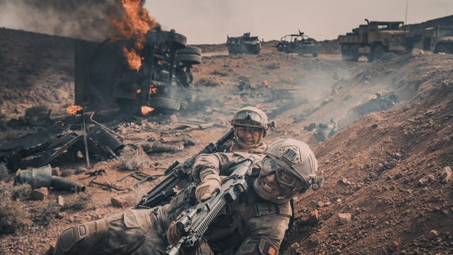Operation Red Sea Movie Review Lyles Movie Files